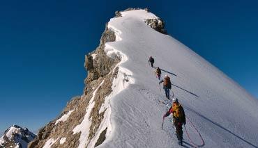 Equipo para montañismo